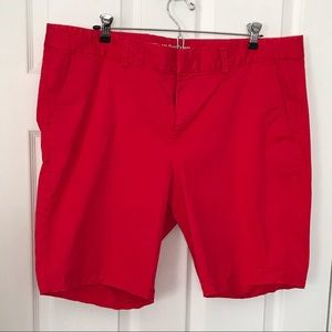 Gap | Red Bermuda Shorts